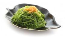 Salade wakame à base algue
